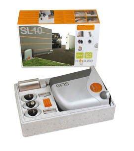 Liugvärava automaatika komplekt Mhouse SL10 s